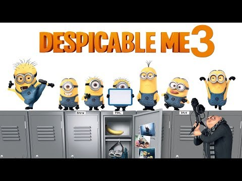 Despicable me 3 soundtrack