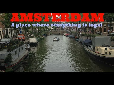 Amsterdam BABY | DAILY VLOGS | 10.August - 15.August, 2015