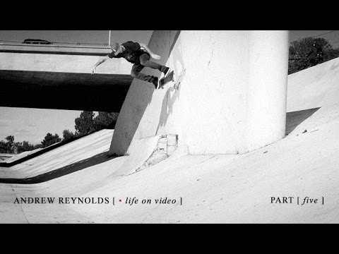 Andrew Reynolds | Life On Video: Episode 5