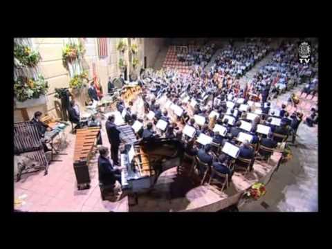 Circus Maximus - J.Corigliano - 1/4 - CIM La Armonica de Buñol - El Litro - Mano a Mano 2009.avi