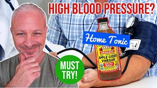ACV Tonic for High Blood Pressure!