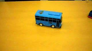 Little Bus Tayo Blue R/C (toyo1)