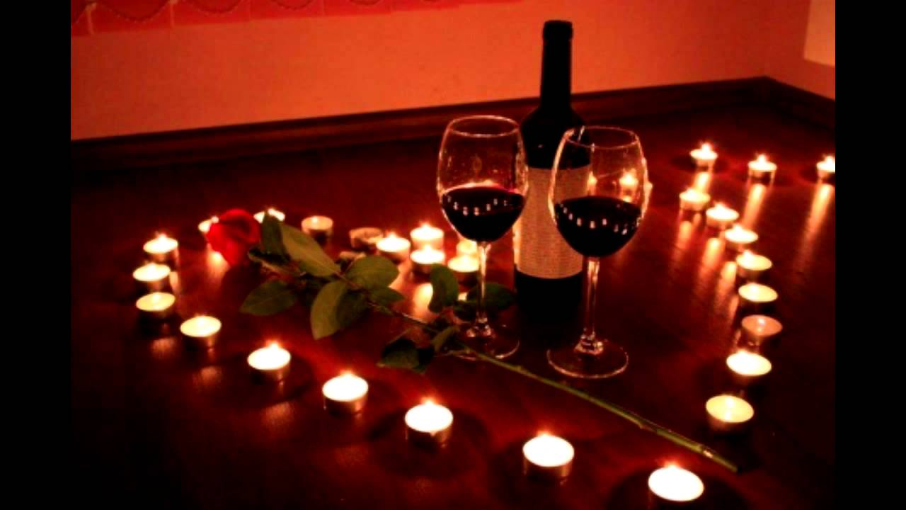Как сделать романтику для девушки? 1