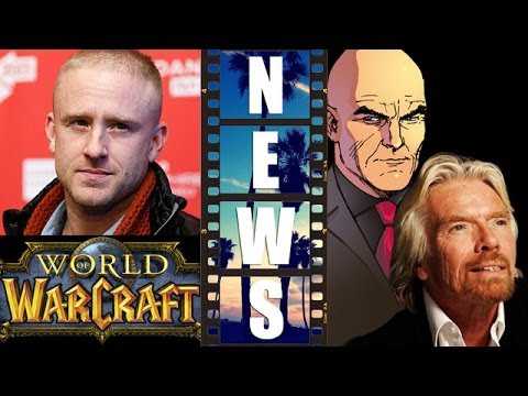 Warcraft 2016 starring Ben Foster, Lex Luthor ala Richard Branson?! - Beyond The Trailer