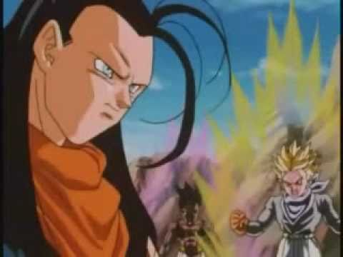 Dragon Ball GT - Trailer Saga Super 17