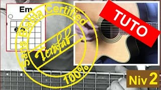 J'entends siffler le train - Richard Anthony [Tuto guitare] by Terafab