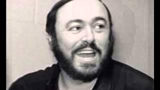 Luciano Pavarotti Alma Del Core Los Angeles 1973