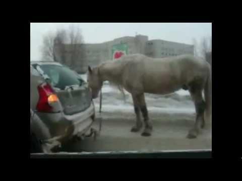 Подборка аварий и ДТП декабрь/4 2012 Car Crash Compilation