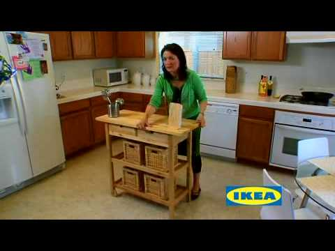 14 9 simple kitchen solutions from ikea youtube for What time does ikea close