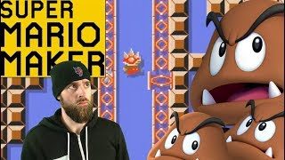 Keep the Streak Alive! \\ SUPER EXPERT NO SKIP [#22] [SUPER MARIO MAKER]