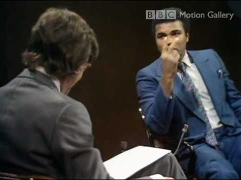 Muhammad Ali - Racial Integration