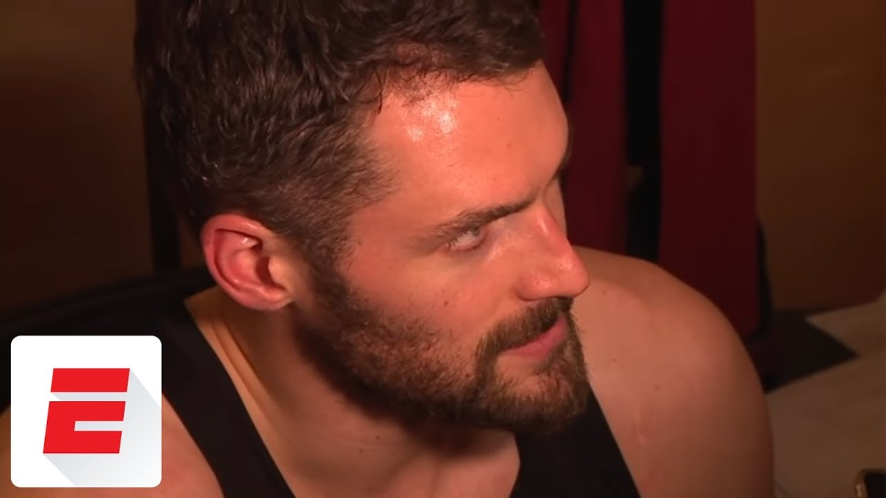 Kevin Love after injury return: 'I feel a little rusty, but that'll come' | ESPN