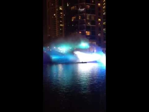 Dubai Festival of Lights: Mysticete