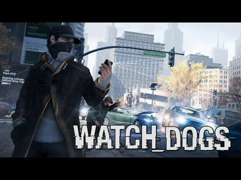 Watch Dogs 'New Open World Gameplay' TRUE-HD QUALITY