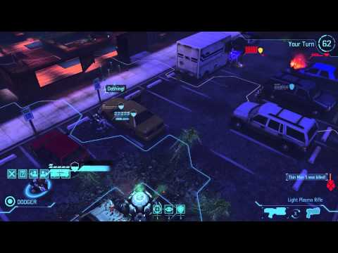 Angry Angry Aliens - XCOM - AngryJoe vs. TotalBiscuit - Round 1 (strong language)