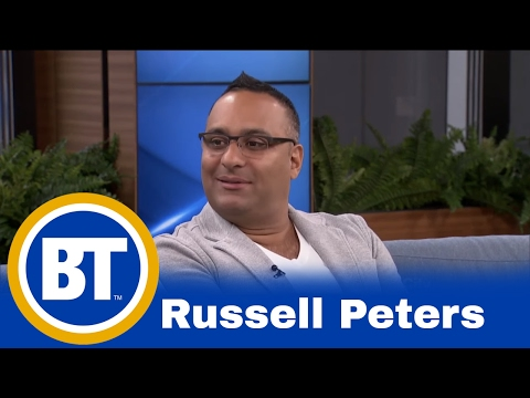 'Almost Famous World Tour' with Russell Peters