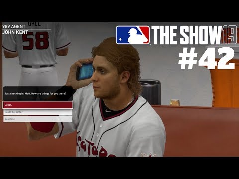 MLB The Show 19 | Road To The Show - Show Me the Money!!! #42