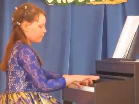 Дусик, Ян Ладислав - Соната для фортепиано соль мажор
