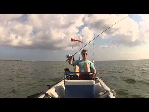 St Joe Bay Kayak Fishing - Hobie Kayak - St Joseph Bay, FL - Cape San Blas