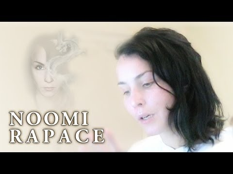 Noomi Rapace Interview As Lisbeth Salander (Hornets' Nest)