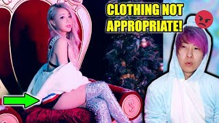 Reacting To Wengie's Christmas Song! *NOT HAPPY!