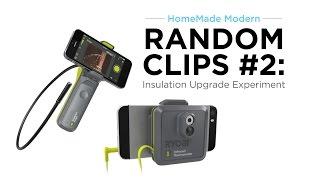 DIY Home Insulation Upgrade Experiment