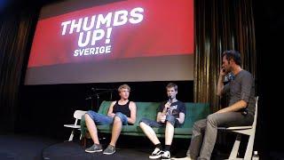 Vlogg #43 - Thumbs up 2014 i Stockholm!