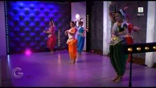NATARANG Dance Group in God Morgen Norge - TV2 Norway - Bollywood Festival 2014