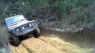 Landy Nut off road part 4