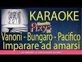 Ornella Vanoni con Bungaro e Pacifico - Imparare ad amarsi Karaoke Sanremo 2018