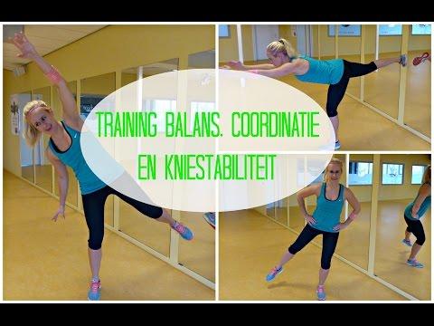 Training: Balans, Coordinatie en Kniestabiliteit (Ideaal voor Wintersport!)