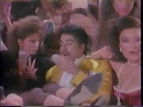Patricia Ayame Thomson appearing in Morris Day's Oak Tree Music Video