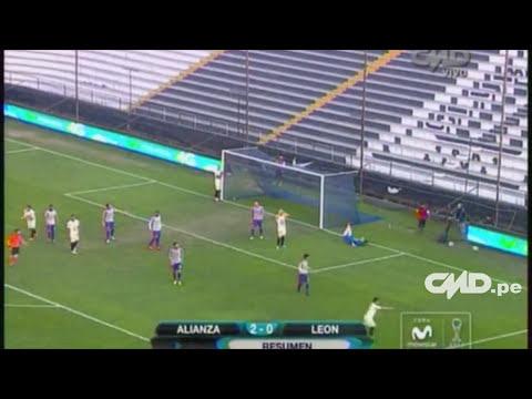 Resumen: Alianza Lima 2-0 León de Huánuco (Copa Movistar Torneo Clausura)