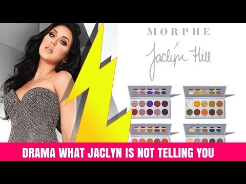 JACLYN HILL X MORPHE VAULT COLLECTION REVIEW