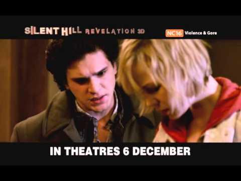Silent Hill: Revelation Official Trailer