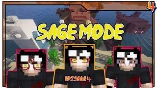 How to unlock Sage Mode!   NARUTO ANIME MOD   Minecraft   DATABOOKS Episode 4