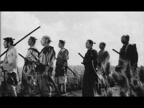 7 samurai wallpaper. Seven Samurai - Movie Music