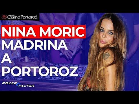 Grand Opening Casino Portoroz – Intervista a Nina Moric
