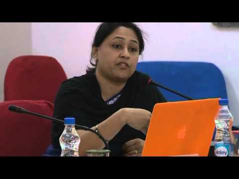 Dr. Anamika Barua - Climate change and disaster management