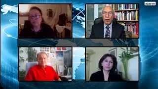 کنفرانس ویدیویی در مورد روز جهانی زن