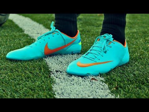 Nike ACC Mercurial Vapor VIII FG Unboxing by freekickerz