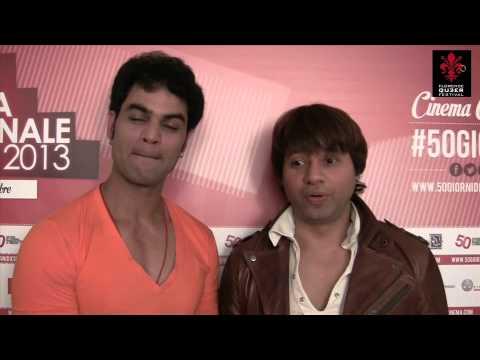 Florence Queer Festival 2013: Yuvraaj Parashar e Kapil Sharma...