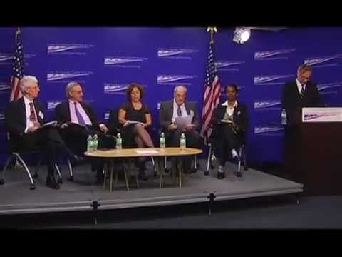 Values and Public Life: A Panel with Dionne, Galston, Sagoff, and Allen