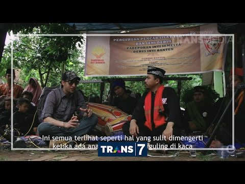 THE JOURNEY OF A BACKPACKER eps. 25 BANTEN (30/6/16) 3-1