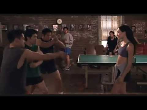 Maggie Q Hot Scene - Karate Fighting Harlem Shake Style video
