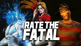 RATE THE FINISHER: Mortal Kombat 9 w/Doods