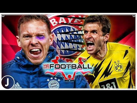 JETZT REICHTS - Wir kaufen den FC Bayern kaputt! 😈 WE ARE FOOTBALL Fußball Manager - BVB Karriere