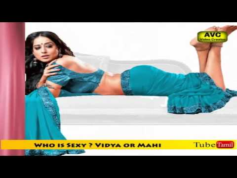 Who is Sexy ? Vidya or Mahi