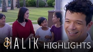 Halik: Jacky shares her blessing to street children | EP 101
