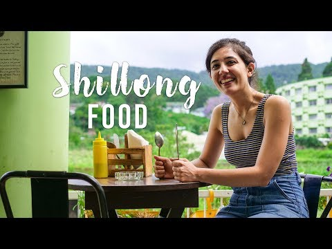 Top 5 Cafes in Shillong, Meghalaya| Exploring the Food during North East India Trip| Tanya Khanijow